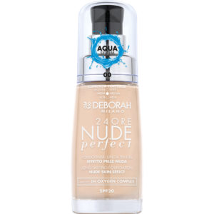 24Ore Nude Perfect Foundation – 0 ivory
