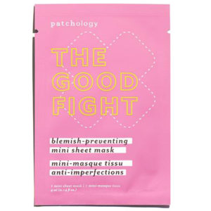 The Good Fight Mini Mask