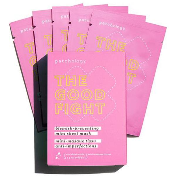 The Good Fight Mini Mask 5-pack