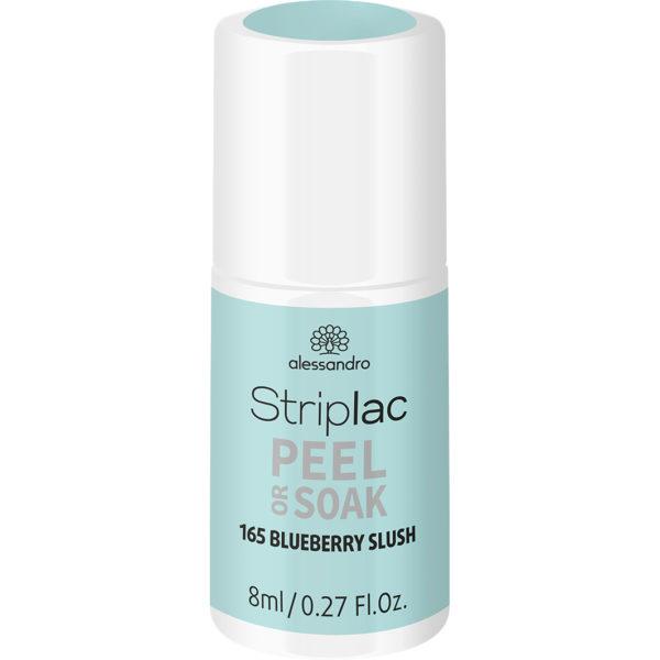 Striplac Peel Or Soak – 165 Blueberry Slush