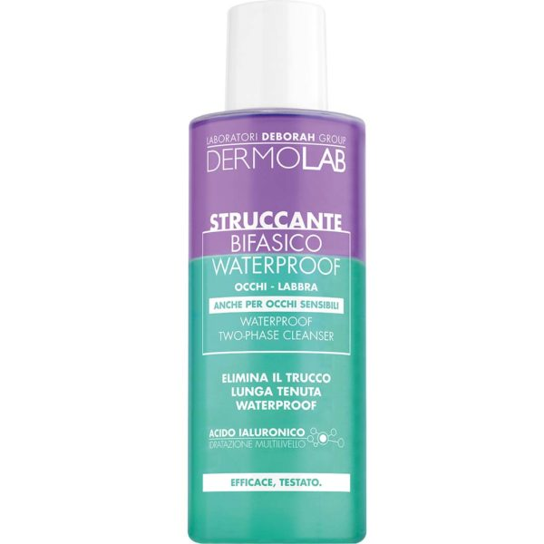Waterproof Two-Phase Cleanser