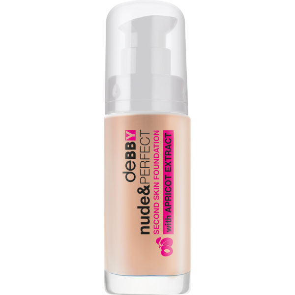 Nude & Perfect Foundation – 2 Beige
