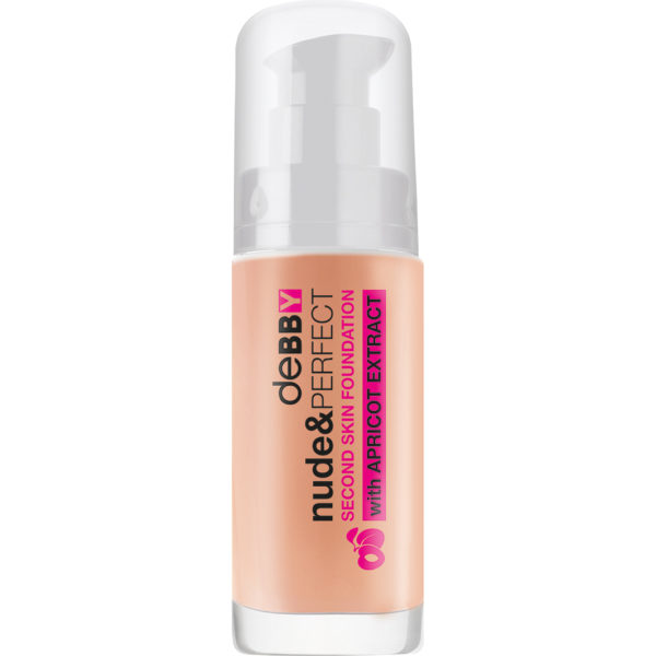 Nude & Perfect Foundation – 4 Honey