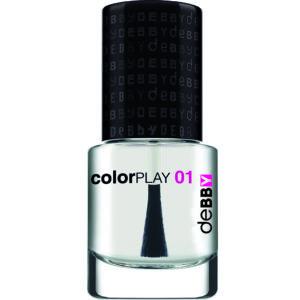 Color Play Nagellak – 1 Transparent
