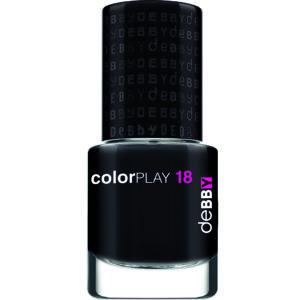 Color Play Nagellak – 18 Total Black