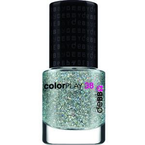 Color Play Nagellak – 38 Silver Glitter