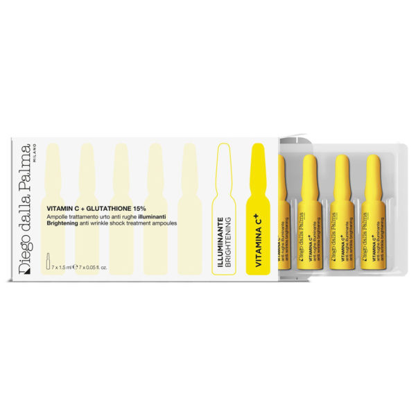 Brightening Anti-Wrinkle Shock Treatment Ampoules