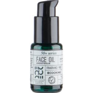 50+ Face Oil