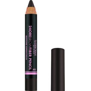 24Ore Brow Fiber Pencil – 4 Brunette