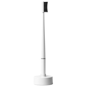 Piuma Brush + Base – Medium Pure White